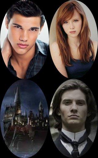 Petit montage James/Lily/Severus