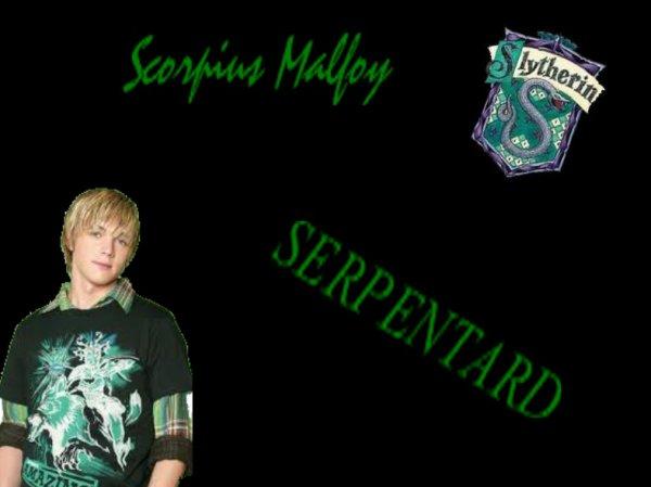 Montage 16 Scorpius Malfoy