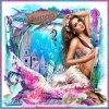 218 - Mermaid Kisses by Zipepette