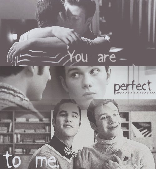 Fiction sur Klaine (Kurt & Blaine) ♥ !