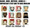L`ISLAM EST UNIVERSELLE <3