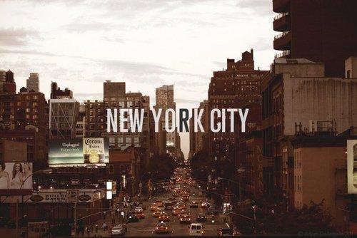 """VUS SUR """"NEW YORK,NEW YORK"""""""