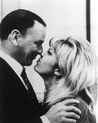 Franck and Nancy Sinatra