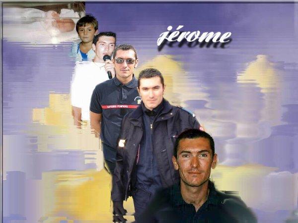 Hommage à Jérôme