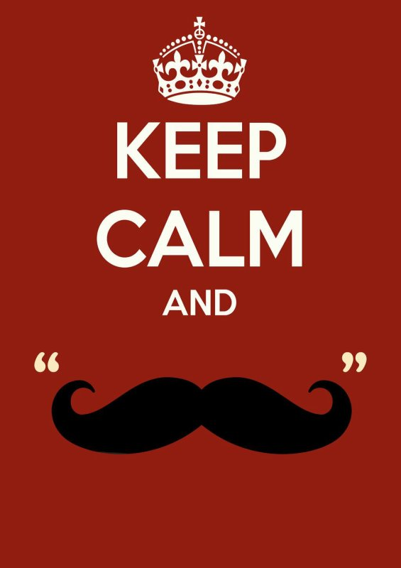 Keep calm and ... (-la suite)