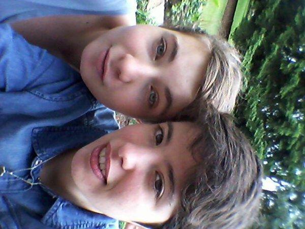 Belle après au parc a Esch