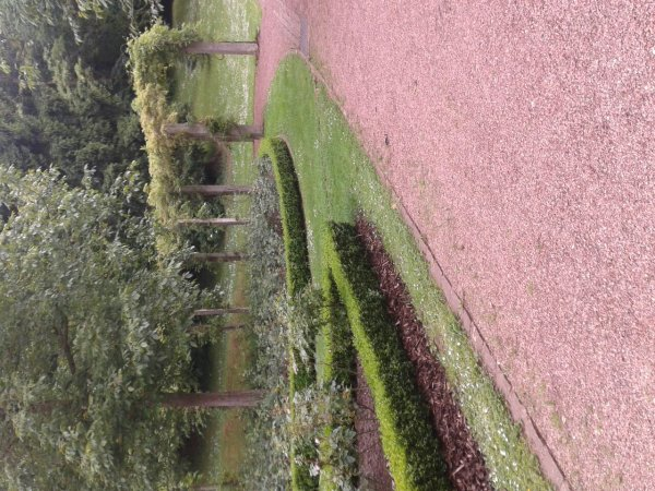 Toujours le parc a Esch