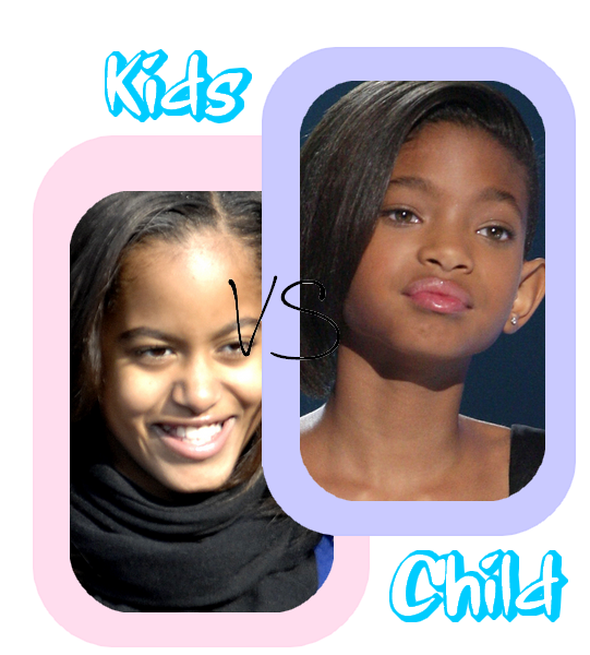 Malia Obama Vs Willow Smith