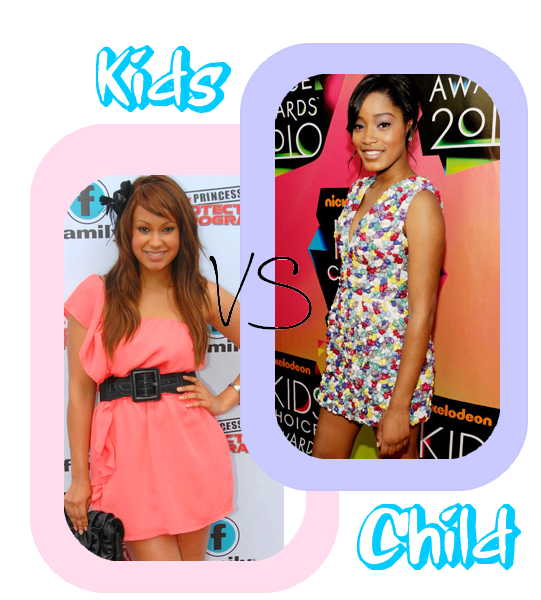 Jasmine Richards Vs Keke Palmer