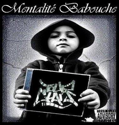 STREET ALBUM MENTALITE BABOUCHE DU TOUR CLAN