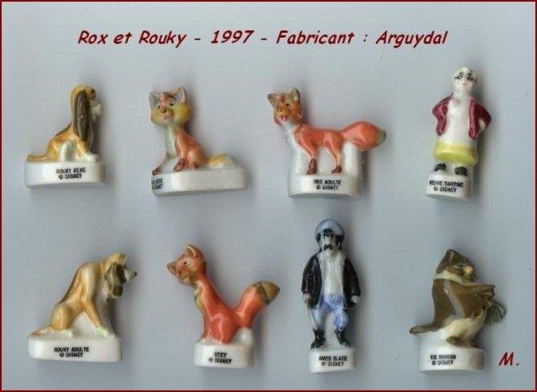Rox et Rouky 1997 .