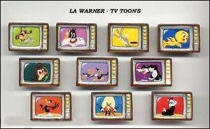 LA WARNER - TV TOONS .