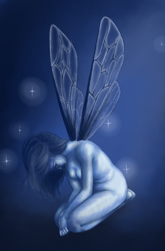 Bleu tristesse