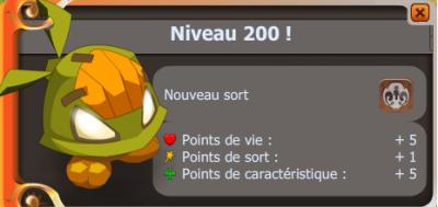 Up 200 du Sacri !