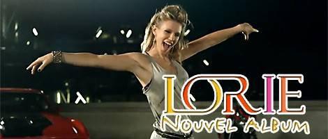 LES 10 TITRES DE L'ALBUM DE LORIE