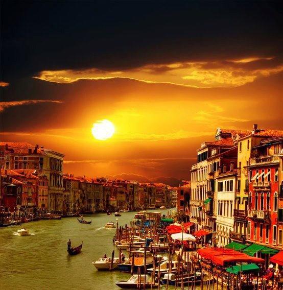 Venise du soir