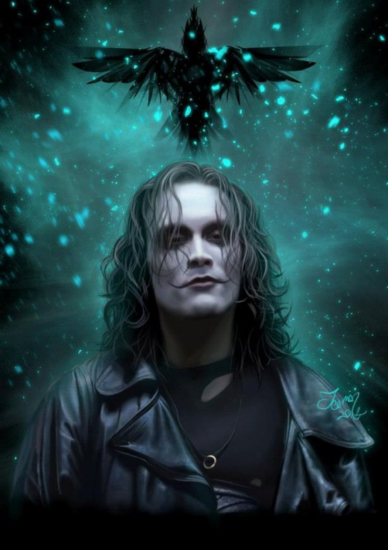 Brandon Lee ( The crow )