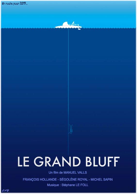 """Spécial """"CINÉMA : LE GRAND BL..."""" - Affiche n° 3/3 !..."""
