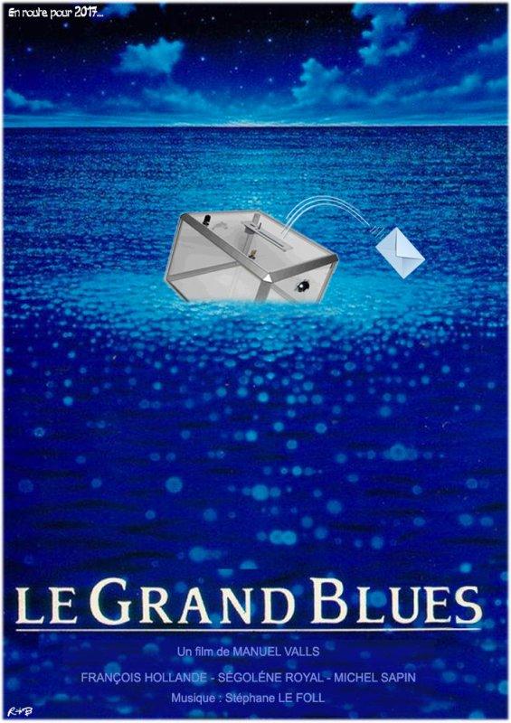 """Spécial """"CINÉMA : LE GRAND BL..."""" - Affiche n° 2/3 !..."""