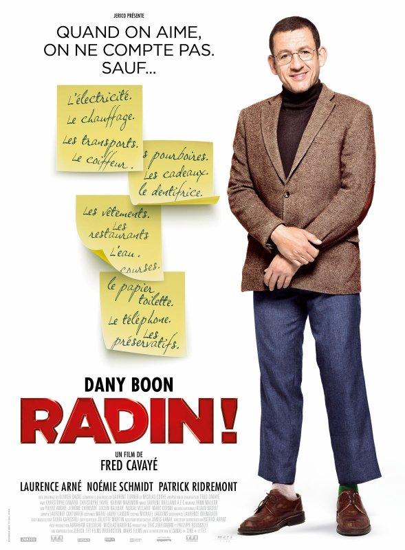 RADIN, LE FILM !...