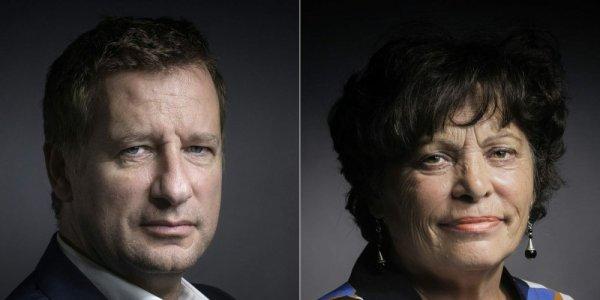 """Spécial """"Primaire des Verts, les finalistes Yannick Jadot et Michèle Rivasi"""" - Image n° 1/2 !..."""