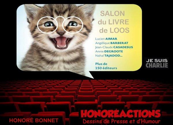 """Spécial """"Salon du Livre de LOOS (14è)"""" - Image n° 1/6 !..."""