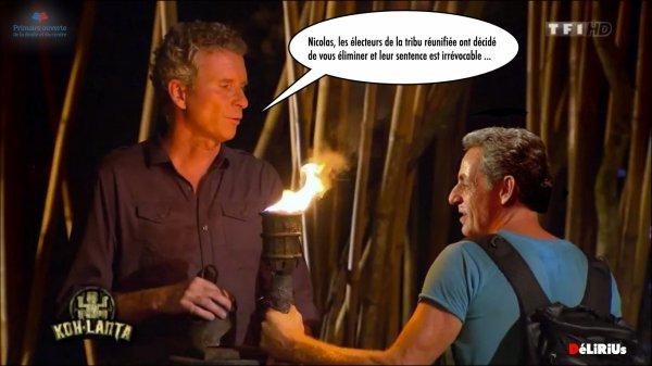 """Spécial """"Primaire : Fillon et Juppé en second tour, Sarkozy éliminé"""" - Image n° 2/2 !..."""