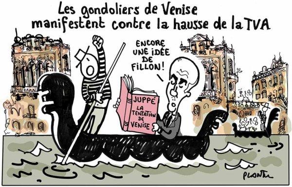 """Spécial """"Alain JUPPÉ - « la Tentation de Venise »"""" - Image n° 3/3 !..."""