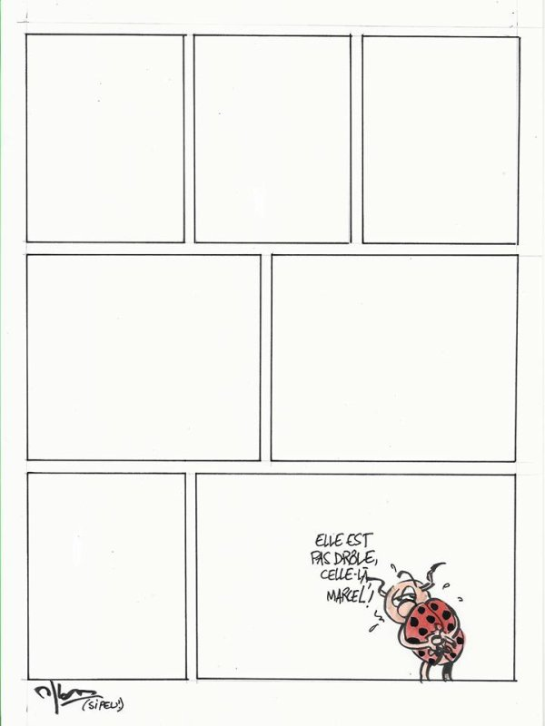 "Spécial ""HOMMAGE À GOTLIB"" - Image n° 5/5 !..."