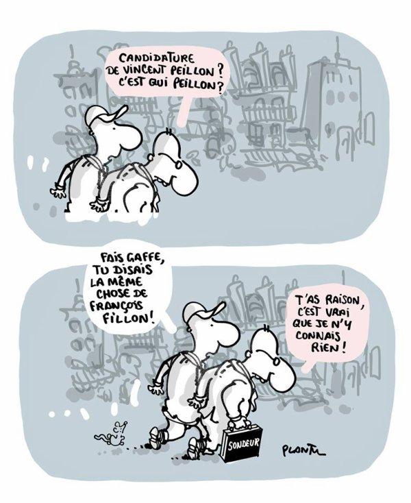 """Spécial """"PS : Vincent PEILLON CANDIDAT"""" - Image 2/2 !..."""