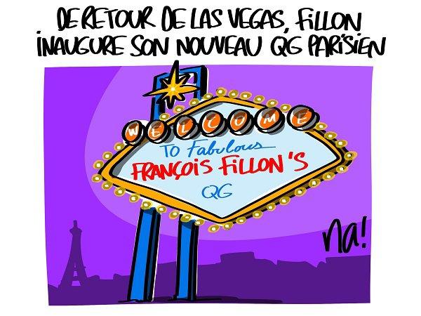 """Spécial """"To fabulous François Fillon's QG"""" - Image n° 2/2 !..."""
