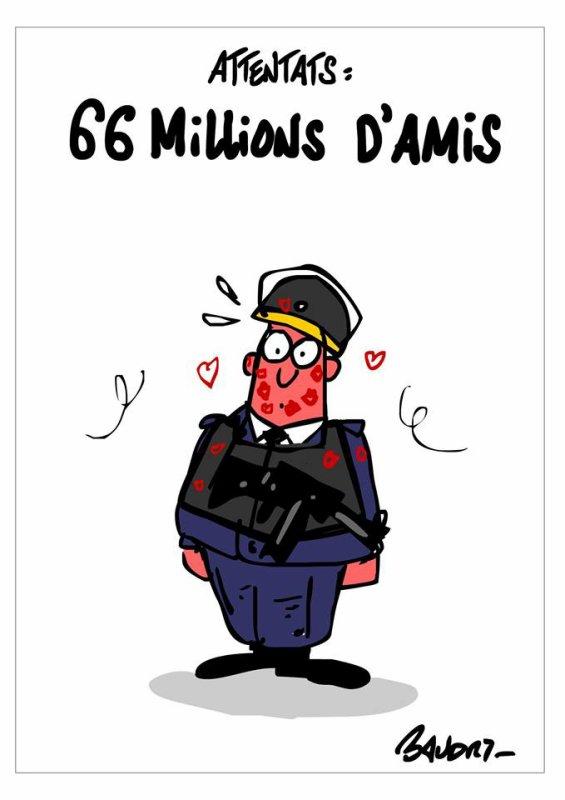 """Spécial """"Hervé BAUDRY dessinateur"""" - Image n° 2/3 !..."""