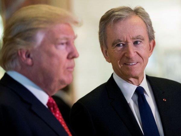 """Spécial """"Trump courtisé par les patrons français malgré sa sextape ?"""" - Image n° 1/2 !..."""