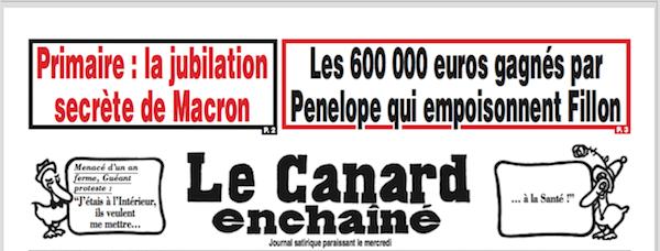 """Spécial """"Pénélope Fillon était rémunérée comme attachée parlementaire fictive"""" - Image n° 1/2 !..."""