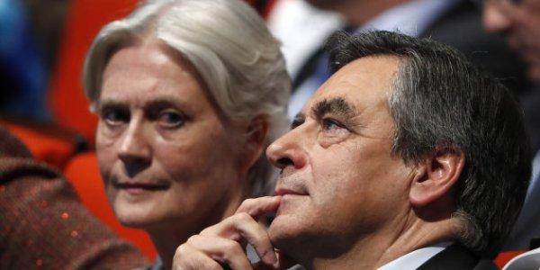 """Spécial """"Pénélope Fillon était rémunérée comme attachée parlementaire fictive"""" - Image n° 2/2 !..."""