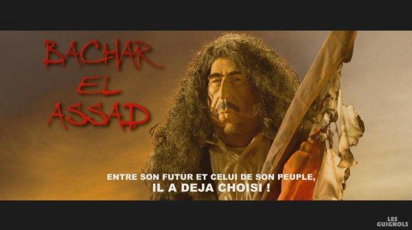 """Spécial """"Capture d'écran des Guignols de Canal+.du 26/01..."""" - Image n° 1/2 !..."""
