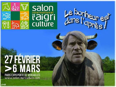 "Spécial ""SALON INTERNATIONAL DE L'AGRICULTURE 2017..."" - Image n° 2/2 !..."