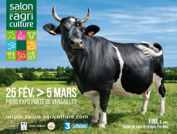 "Spécial ""SALON INTERNATIONAL DE L'AGRICULTURE 2017..."" - Image n° 1/2 !..."