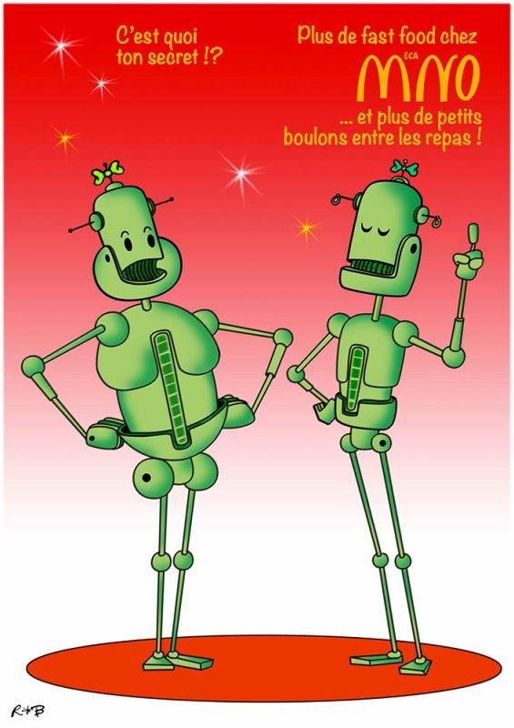 """Spécial """"INVASION DE ROBOTS..."""" - Image n° 2/2 !..."""
