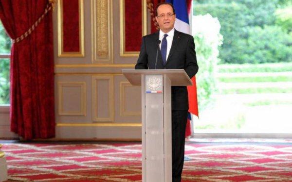 """Spécial """"« Scandale d'Etat » : Fillon accuse Hollande d'animer un « cabinet noir »..."""" - Image n° 1/2 !..."""