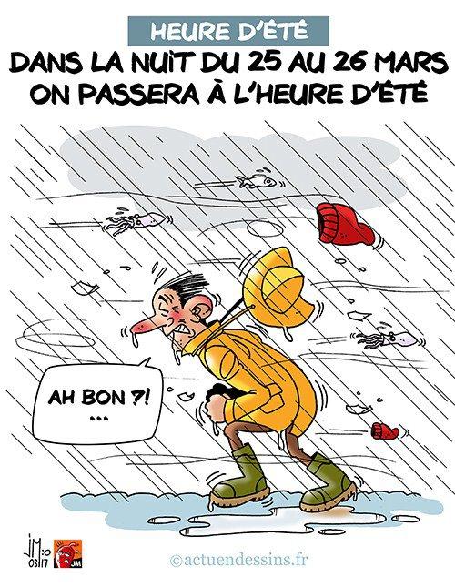 """Spécial """"PASSAGE À L'HEURE D'ÉTÉ..."""" - Image n° 2/3 !..."""