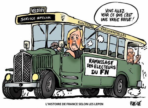 """Spécial """"LA RAFLE DU « VEL D'HIV », une sombre histoire de bus..."""" - Image n° 3/3 !..."""