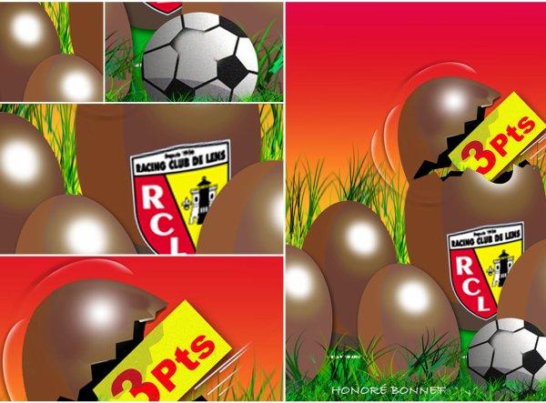 """Spécial """"RC LENS, évitons d'être """"chocolat""""..."""" - Image n° 1/2 !..."""