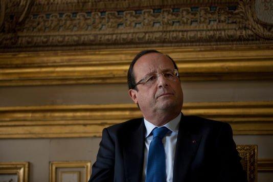 """Spécial """"François Hollande sort de son silence : « Cette campagne sent mauvais »..."""" - Image n° 1/2 !..."""