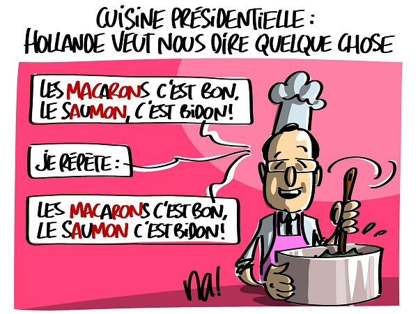 """Spécial """"François Hollande sort de son silence : « Cette campagne sent mauvais »..."""" - Image n° 2/2 !..."""