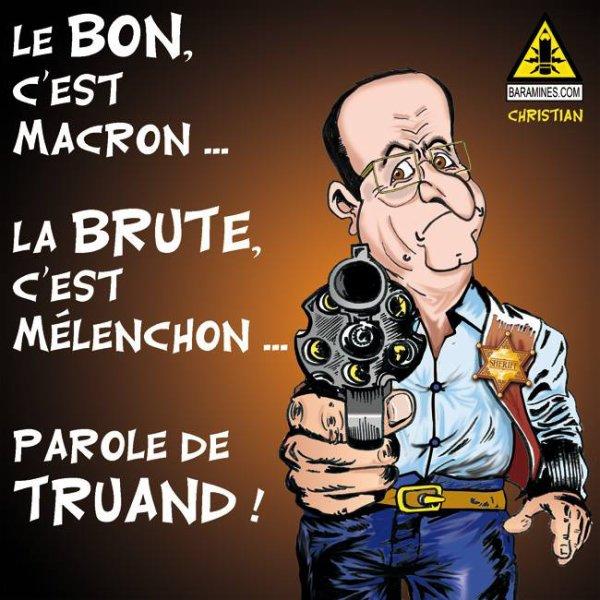 """Spécial """"LE BON, LA BRUTE... ET LE TRUAND..."""" - Image n° 2/2 !..."""