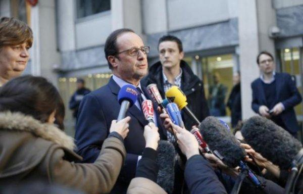 "Spécial ""Hollande parlera plus tard..."" - Image n° 1/2 !..."