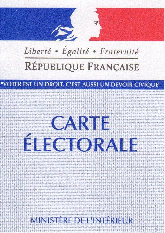 """Spécial """"500 000 Français ont reçu deux cartes d'électeurs..."""" - Dessin n° 2/2 !..."""