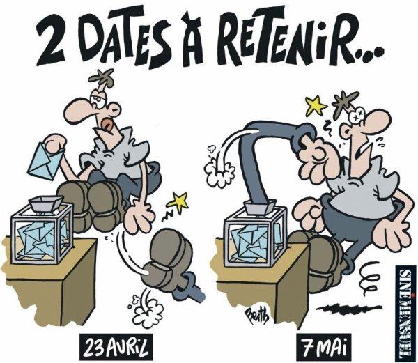 ÉLECTIONS : 2 DATES À RETENIR !...