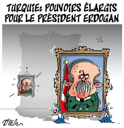"""Spécial """"Turquie : Vers l'élargissement des pouvoirs d'Erdogan..."""" - Image n° 2/2 !..."""
